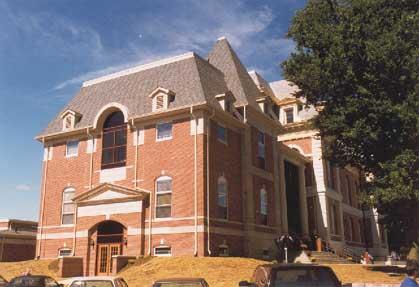 Benton County Annex – Pyramid Architecture/ Engineering